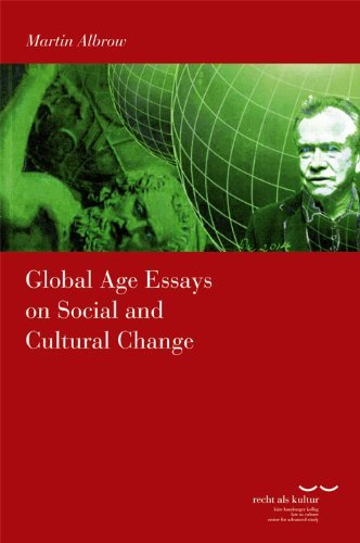 Bild: Global Age Essays on Social and Cultural Change